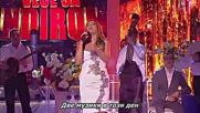 Indira Radic - Dve muzike / bg sub /