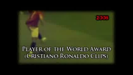 Cristiano Ronaldo - I Am Legend 07 - 08