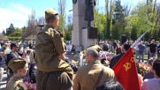 Czech Republic: People gather at graves of Soviet soldiers to celebrate Victory day