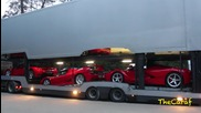 Симфония от звуци » La Ferrari, Enzo, F50, F40 & 288 Gto