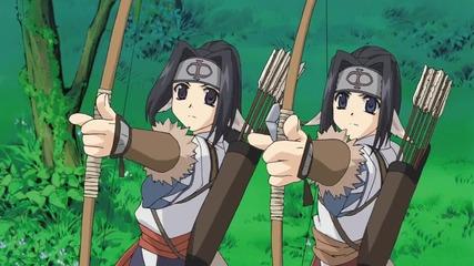 Utawarerumono - Warrior (hurt – Wars, Nakamura Miyu – Utawarerumono) [ hq ]