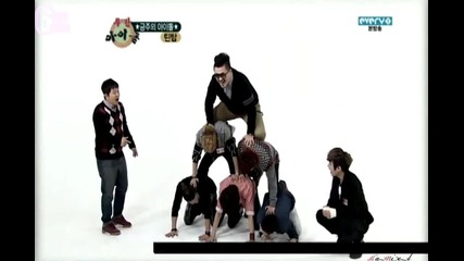 Бг превод! Teen Top - Weekly Idol [1-4]