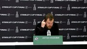 Canada: 'No feelings right now' - Khudobin after Dallas Stars suffer Stanley Cup Final loss