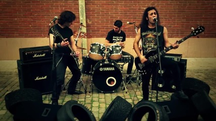 Mean Machine - We Want Violence (videoclip)