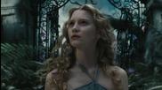 [1/2] Джони Деп в: Алиса в страната на чудесата - Бг Аудио (2010) Alice in wonderland Walt Disney hd