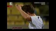 Зеландия 0 : 5 Испания гол на Давид Вия