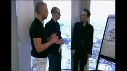 Derren Brown - Subliminal Advertising Nlp