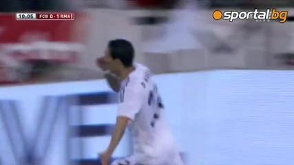 Барселона - Реал Мадрид - 1:2