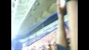 Paok Fans in Turkey 2010 (fenerbahce)
