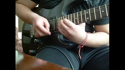 Gunsn Roses - Knockinon heavens door guitar solo part Ii