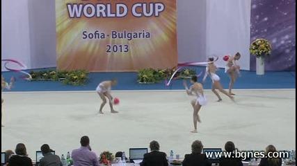 Златните момичета пак зарадваха България