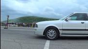 Рекорд за България - 8,579 Мартин Николов VW Scirocco vs Николай Колев Audi 90