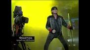Scorpions на живо в Каварна 2009 [фрактура]