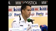 Платини: Бих играл за националния на България