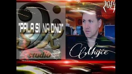 Жестока сръбска балада!!! Mujce Duric - 2014 - Pala si na dno (hq) (bg sub)