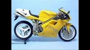 Yamaha Vs. Ducati