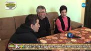 Зов за помощ за Васил Босаков, който се бори с рак на стомаха - На кафе (06.03.2018)