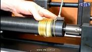 Ручная установка для получения полых изделий