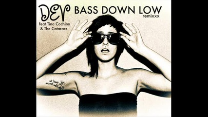 Dev ft.the Cataracs - Bass Down Low Remix