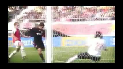 Luis Suarez - The Ajax 2009 - 2010