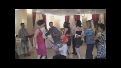 Сватбата на Дарина и Пламен