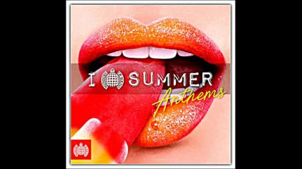 Mos pres I Love Summer Anthems 2019 cd1