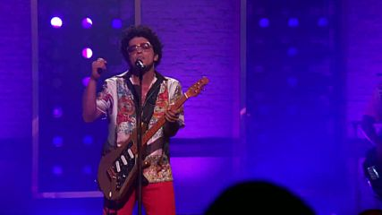 Bruno Mars - Callin' All My Lovelies (live At The Apollo)