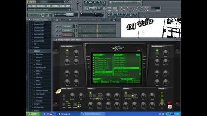ork Kristali - bqgash li ot men ( instrumental ) fl studio