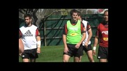 R80 Rugby Coaching : Ruck Defence Drill with Scott Robertson