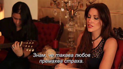 Chaos Magic feat. Caterina Nix - I'd Give It All feat. Nasson (acoustic Version) Bg subs (вградени)