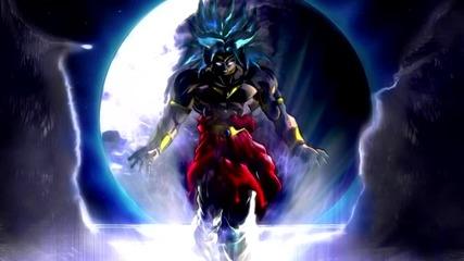 Страшен Ost на Broly The Legendry Super Saiyan