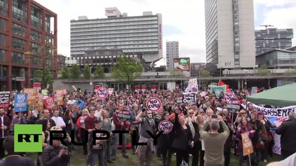 UK: Manchester marches against another 5 years of Tory austerity