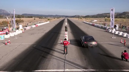 Nissan Gt-r Altechno A1 1/4 mile — 8.2 sec.