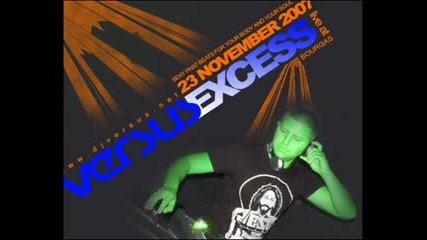 Dj Balthazar & Dj Double D - Live club Excess