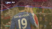 Стоук Сити 0:2 Челси 22.12.2014