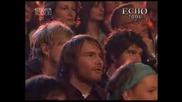 Rammstein Печелят Echo Награда