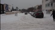 20 сантиметра е снежната покривка във Варна