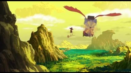 Mahou Shoujo Tai Arusu - Creditless Ending