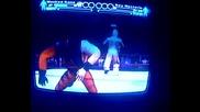 Svr  Masked Kane Vs Rey Mysterio
