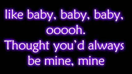 Justin bieber ft. Ludacris - Baby [hq Hd]