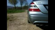 Звук От Mercedes S 65 Amg W221