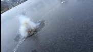 В Швеция практикуват риболов с фойерверки