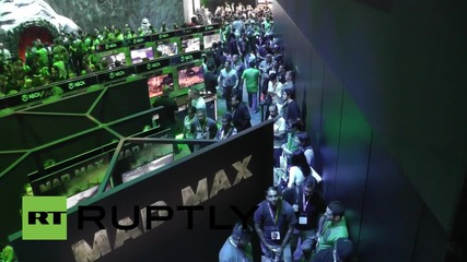 Xbox представи последното Halo на E3 в Лос Анджелис