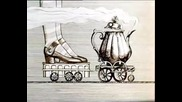 Руска анимация. Алиса в Стране чудес Серия 1