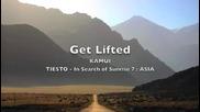 Get lifted - kamui Tiesto isos7