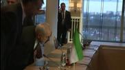 Germany: Lavrov meets Iranian FM Zarif ahead of Syria talks in Munich