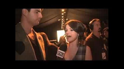 Selena Gomez Fashion News Live Interview