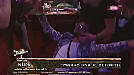 Rada Manojlovic - Jedini covek bio si za mene - (LIVE) - Zadruga - Zurka - (TV Pink 18.10.2017.)