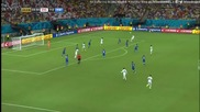Англия 1 - 2 Италия // F I F A World Cup 2014 // England 1 - 2 Italy // Highlights