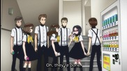 Gatchaman Crowds Episode 3